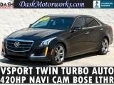 Cadillac CTS VSport Twin Turbo Navigation Bose 2014