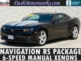 Chevrolet Camaro LT Navigation Manual RS 2015