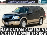 Ford Expedition Navigation Camera Moonroof Leather 2012