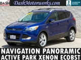 Ford Escape Titanium Navigation Panoramic Camera Sony 2013