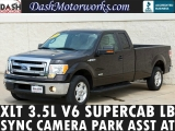Ford F-150 XLT Camera Sync Steps Bedliner 2013