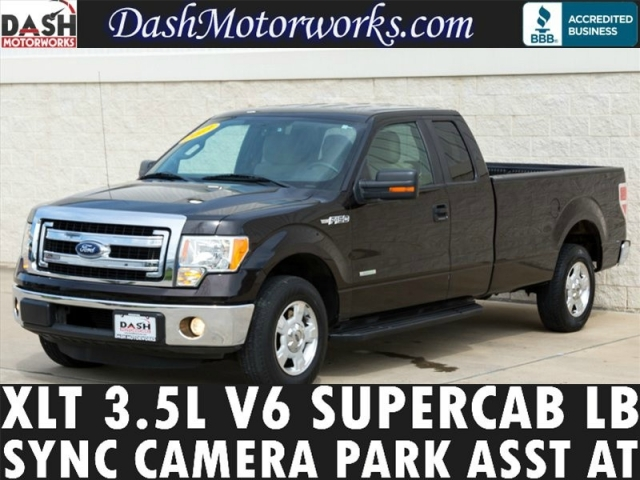 2013 Ford F-150 XLT Camera Sync Steps Bedliner