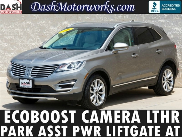 2016 Lincoln MKC Leather Camera Ecoboost