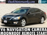 Nissan Altima V6 Navigation Camera Moonroof Paddles 2013