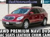 Buick Enclave AWD Premium Navigation DVD Bose Camera Lea 2012