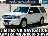 Ford Expedition Limited V8 Navigation Sunroof Leather C 2014