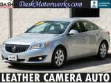 Buick Regal Premium Camera Leather Alloys 2015