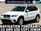 BMW X5 Premium AWD Navigation Panoramic 2012