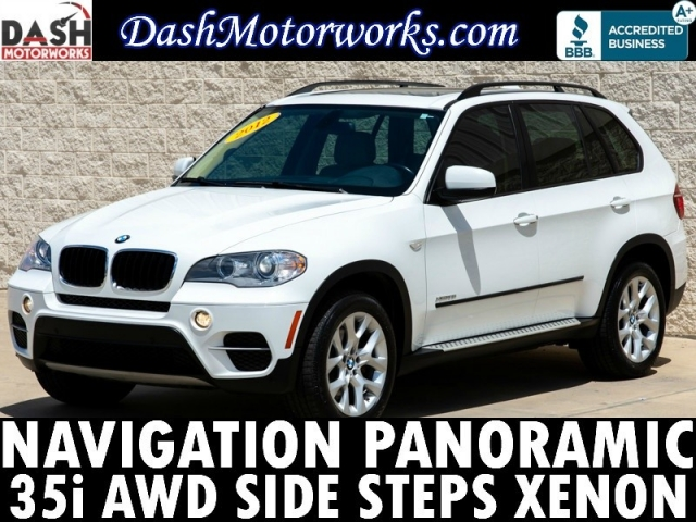 2012 BMW X5 Premium AWD Navigation Panoramic