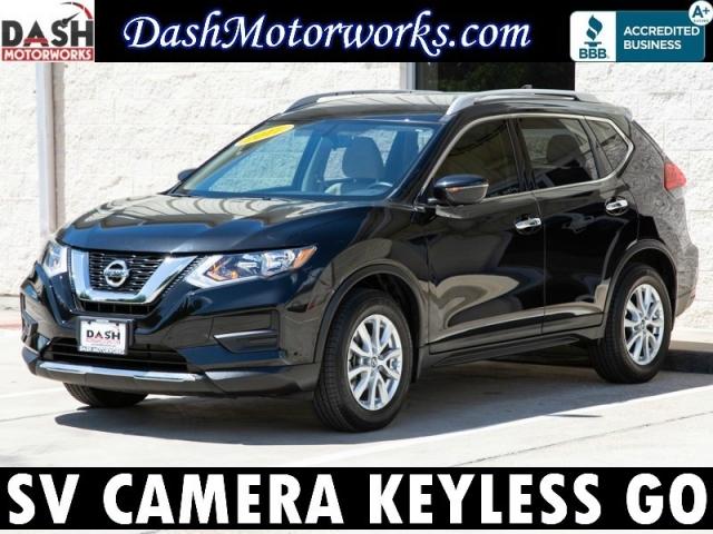 2017 Nissan Rogue SV Camera Keyless Go