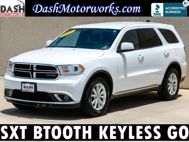 2015 Dodge Durango SXT Keyless Go