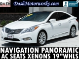 Hyundai Azera Limited Navigation Panoramic Leather Camera 2014