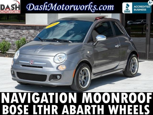 2012 Fiat 500 Sport Navigation Leather Bose Manual
