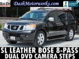 Nissan Armada SL Leather Bose DVD 2013