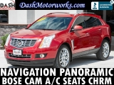 Cadillac SRX Premium Navigation Panoramic Bose Chrome 2014