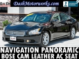 Nissan Maxima SV Premium Navigation Panoramic Bose Camera 2014