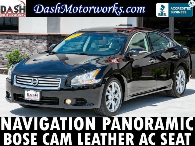 2014 Nissan Maxima SV Premium Navigation Panoramic Bose Camera