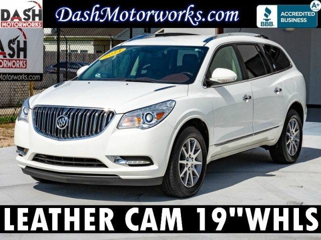 2014 Buick Enclave Leather Camera Xenons 7-Pass