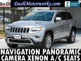 Jeep Grand Cherokee Limited Navigation Panoramic Camera 2015