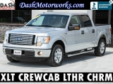 Ford F-150 XLT SuperCrew Leather Chrome 2012