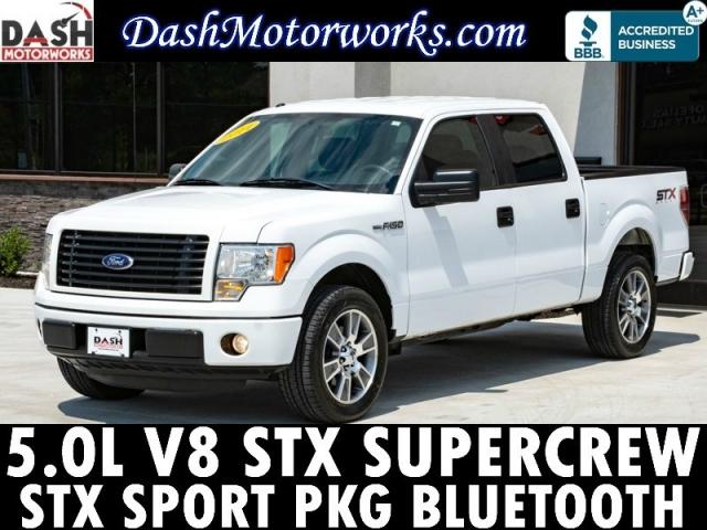 2014 Ford F-150 STX Supercrew 5.0L V8 Sport