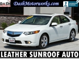 Acura TSX Luxury Sedan 2012