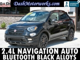 Fiat 500X Navigation Leather Appearance Bluetooth 2017