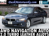 BMW 328i xDrive AWD Navigation Auto 2013