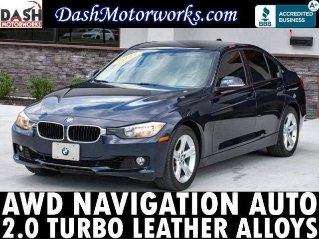 2013 BMW 328i xDrive AWD Navigation Auto