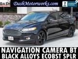 Ford Fusion SE Ecoboost Navigation Camera Sport 2016