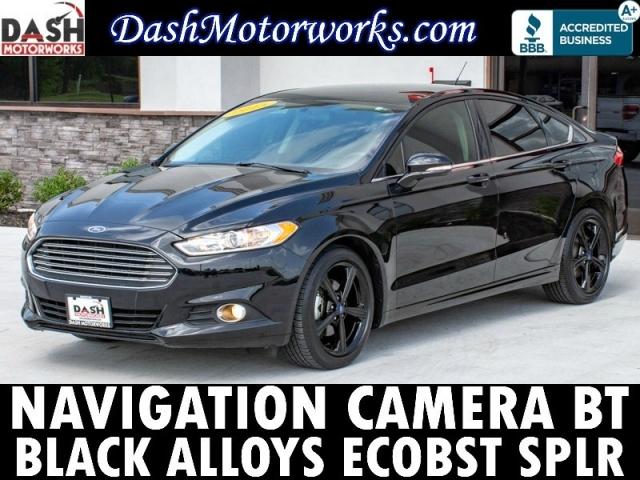 2016 Ford Fusion SE Ecoboost Navigation Camera Sport