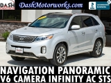 Kia Sorento SX V6 Limited Navigation Panoramic Camera  2015