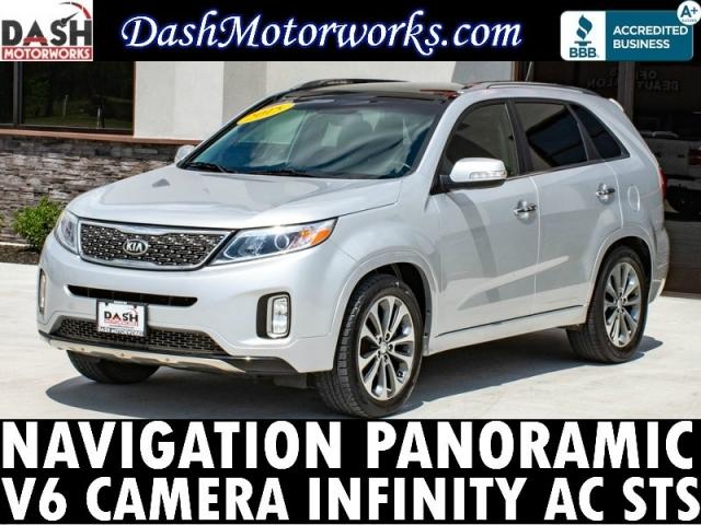 2015 Kia Sorento SX V6 Navigation Panoramic Camera Leather