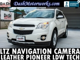 Chevrolet Equinox LTZ Navigation Camera Leather 2013