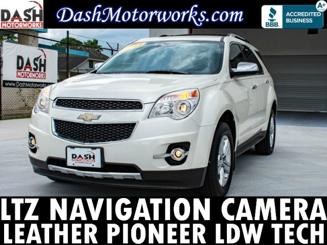 2013 Chevrolet Equinox LTZ Navigation Camera Leather