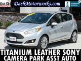 Ford Fiesta Titanium Leather Camera Sony 2014