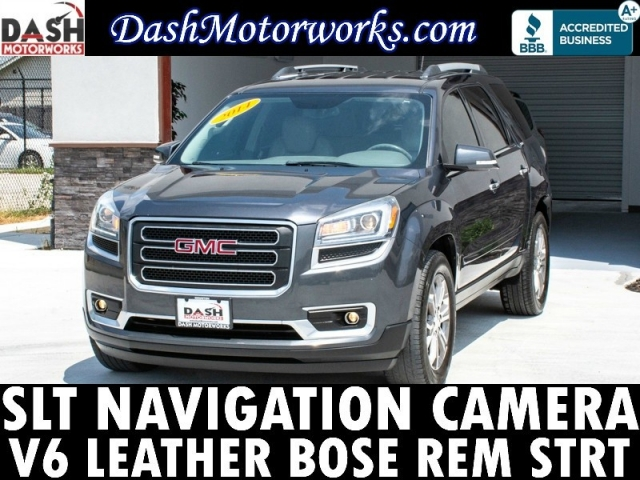 2014 GMC Acadia SLT Navigation Camera Bose Leather 7-Pass