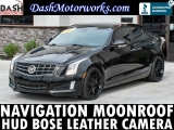 Cadillac ATS V6 Premium Navigation Sunroof Bose HUD 2014