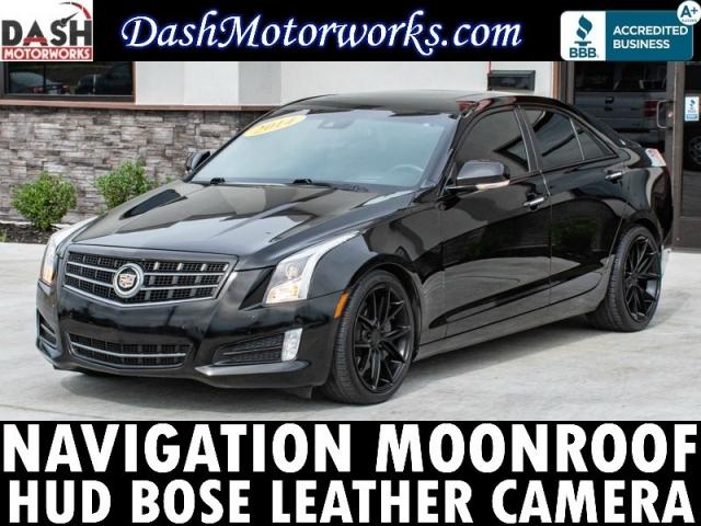 2014 Cadillac ATS V6 Premium Navigation Sunroof Bose HUD