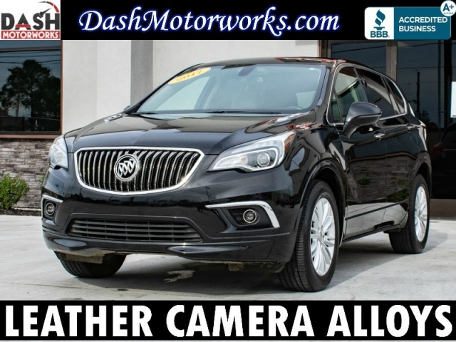 2017 Buick Envision Leather Camera Pwr Liftgate