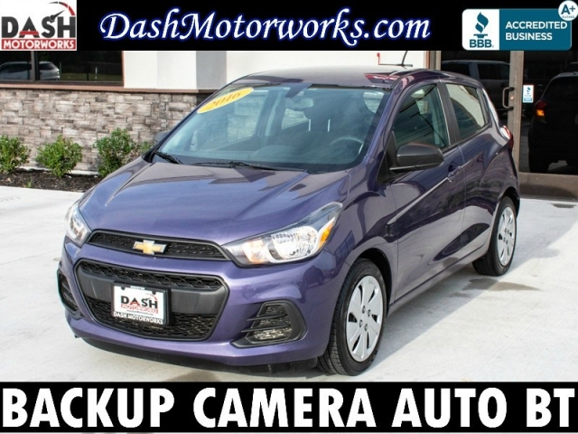 2016 Chevrolet Spark Backup Camera Bluetooth