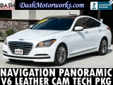Hyundai Genesis Navigation Lexicon Panoramic Tech Pkg 2015