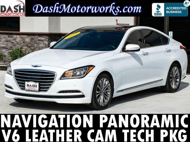 2015 Hyundai Genesis Navigation Lexicon Panoramic Tech Pkg