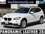 BMW X1 Premium Leather Panoramic Auto 2015