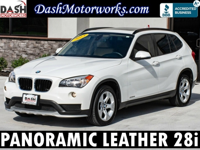 2015 BMW X1 Premium Leather Panoramic Auto