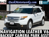 Ford Explorer Navigation Camera Leather 7-Pass 2014