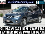 Nissan Rogue SL Navigation Camera Bose Leather 2015