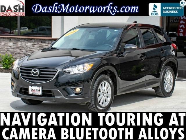 2016 Mazda CX-5 Touring Navigation Camera Alloys Auto