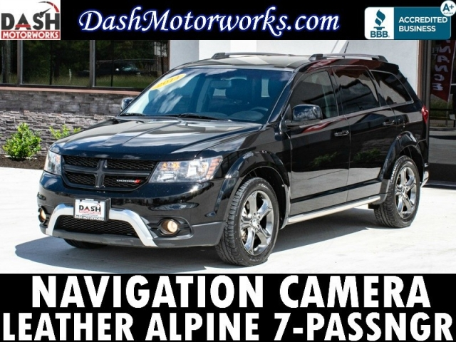 2014 Dodge Journey Crossroad Navigation Camera Leather 7-Pass