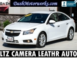 Chevrolet Cruze LTZ Leather Camera Turbo Auto 2014